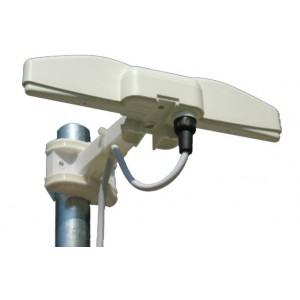 MISTRAL Super Mini Antenna 0317 Κεραία UHF Μικρού Μεγέθους 3dBi Εικόνα-Ήχος