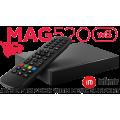 Infomir MAG520W3 IPTV SET-TOP BOX Linux 4.9, Amlogic S905X2 1 GB RAM, 4 GB eMMC Dual-Band WiFi Εικόνα-Ήχος
